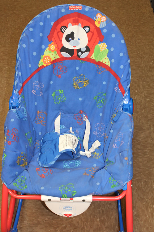 Infant Chair-Calming Vibrations