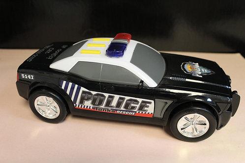 Police Rescue Car