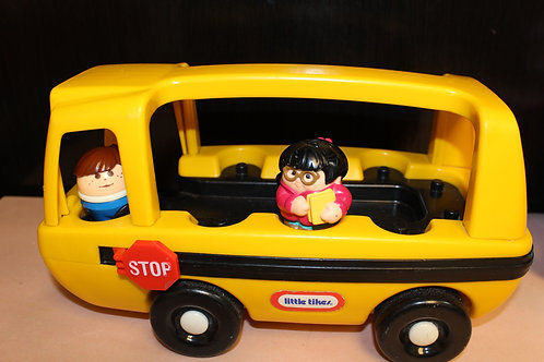 Little Tikes School Bus