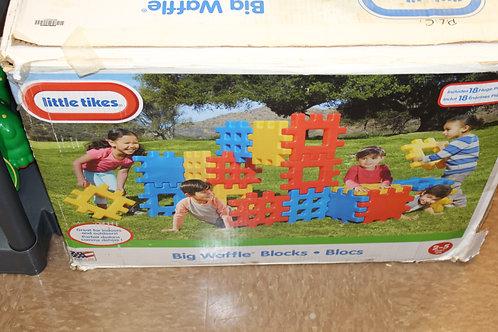 Blocks-Big Waffle