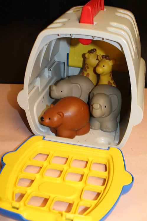 Little Tikes Animal Carrier with Animals