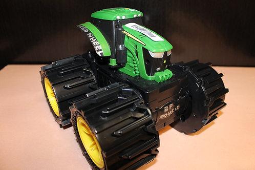 John Deere Mega Wheel Tractor