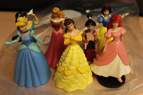 Disney Princess Character Dolls