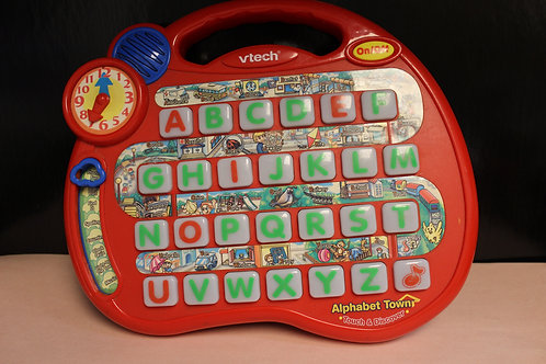 Alphabet Touch & Discover