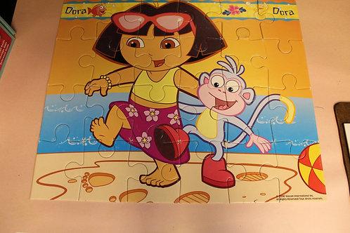 Dora the Explorer Friends Puzzle