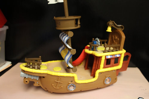 Mike the Knight Pirate Ship