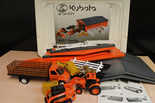 Farm Set-Kubota