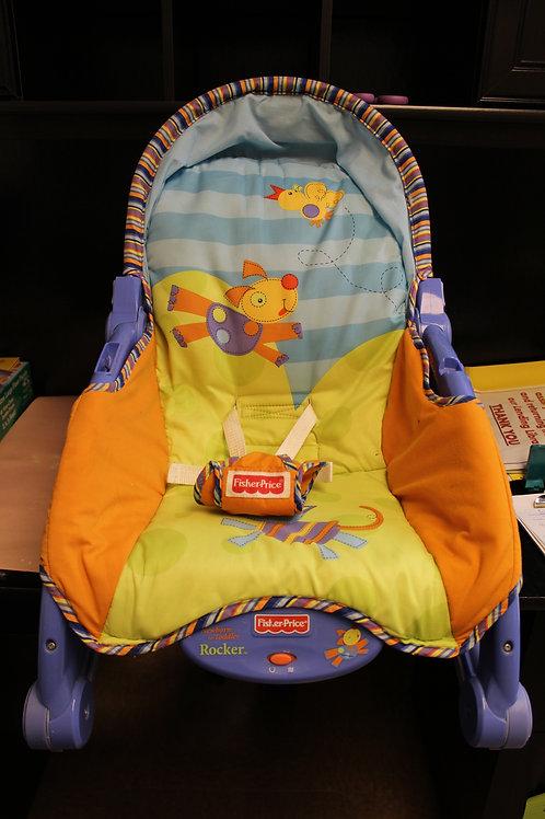Infant Seat-Rocker, Newborn to Toddler
