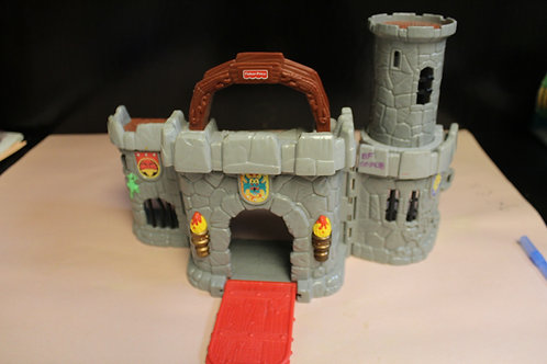 Castle, Fisher Price