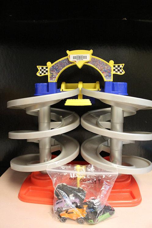 Cars & Race Tower