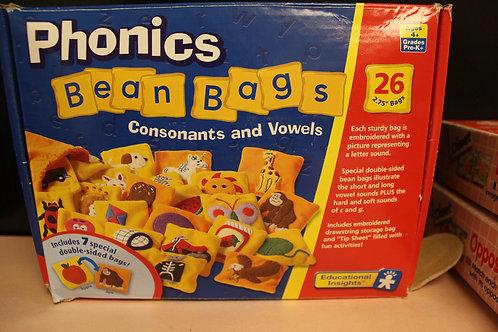 Game-Phonics Bean Bags