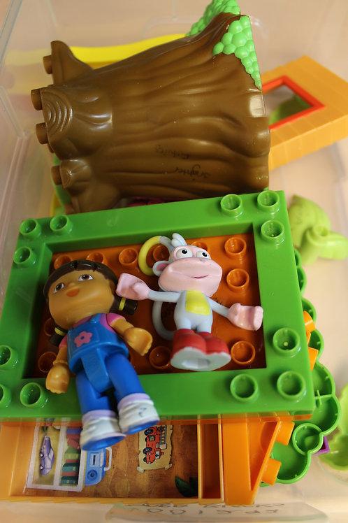 Blocks Dora