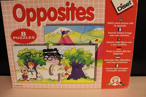 Opposites 8 Puzzles