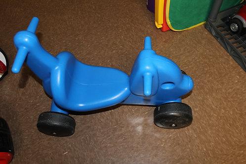 Ride On Toy-Dog