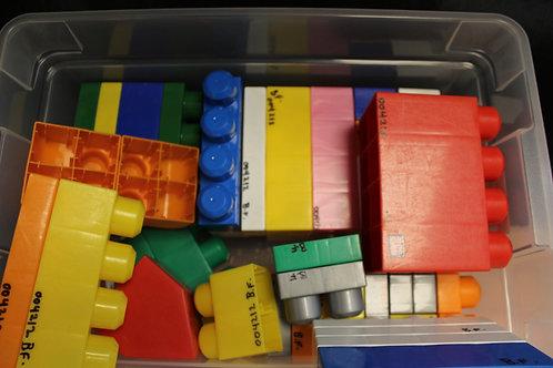 Mega Bloks Bin