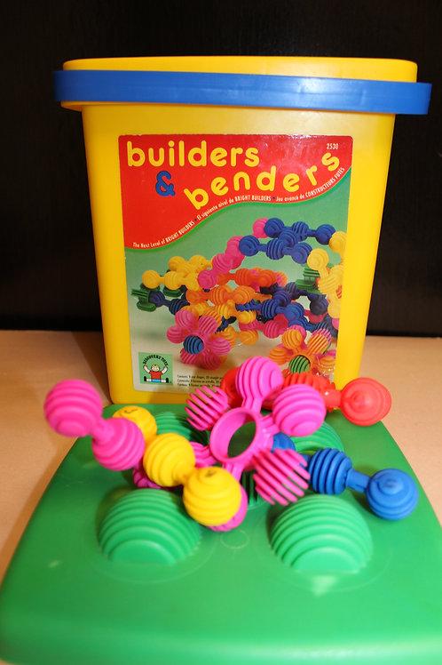 Builders & Benders Bucket