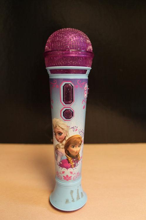 Disney Frozen Microphone