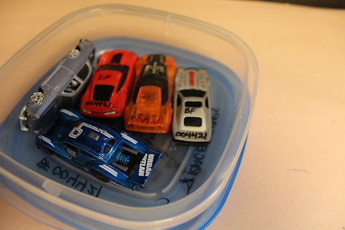 Cars in a Container