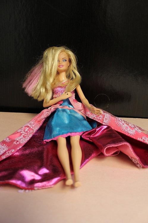 Barbie Doll-Pink Hair (Roni)