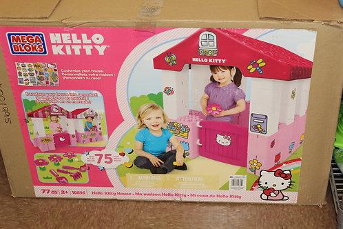 Mega Bloks Hello Kitty House