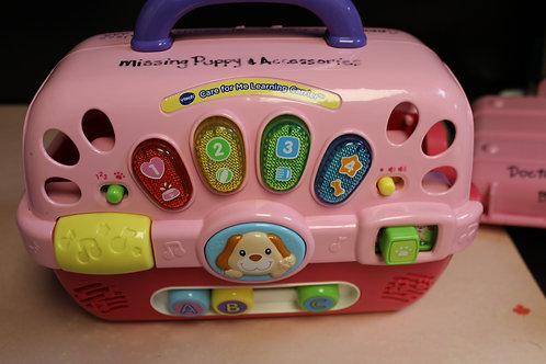 Care for Me Pet Learning Carrier