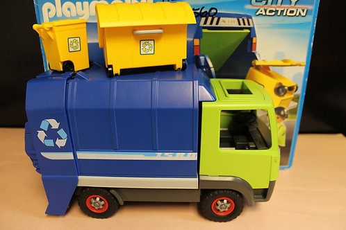 Playmobile  City Action Recycling Truck
