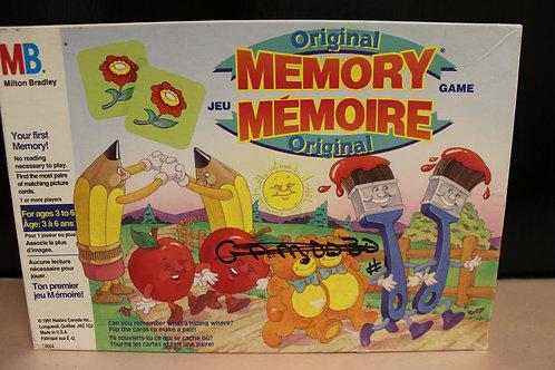 Game-Original Memory