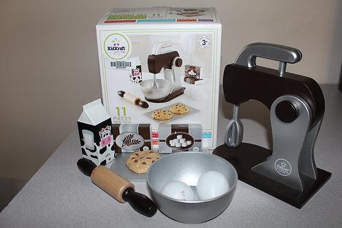 Baking Set Espresso