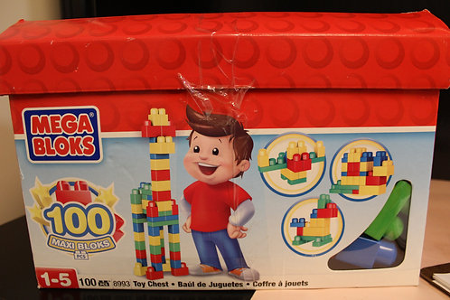 Mega Bloks Toy Chest