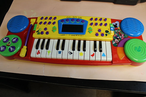 Keyboard Activity -Mickey Mouse House