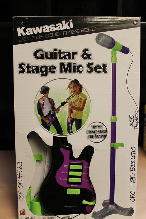 Guitar & Stage Mic Set