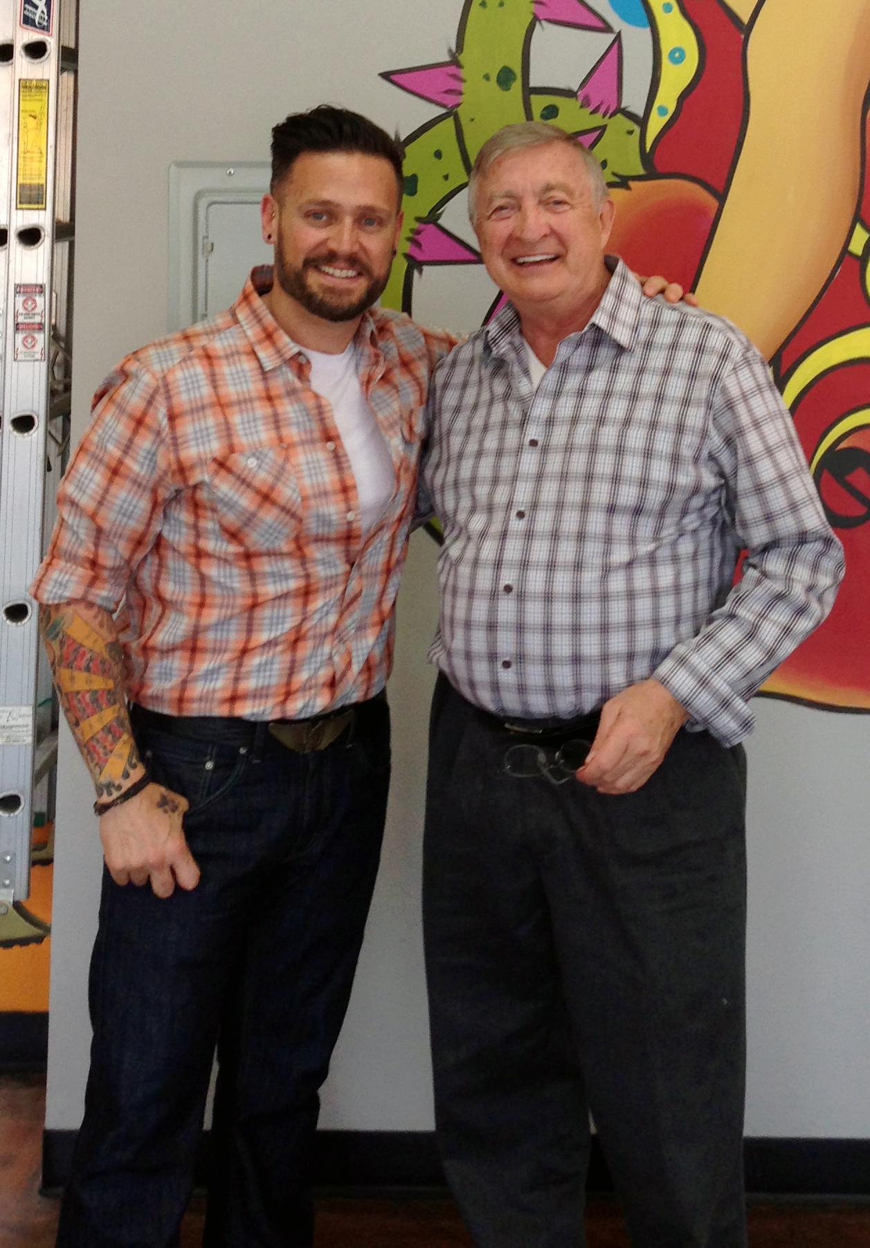 Joe & Ken Jenkins