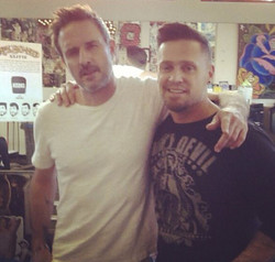 David Arquette & Joe