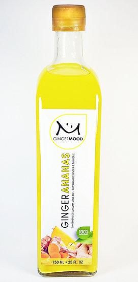 Ginger-Ananas 750 ml