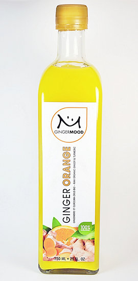 Ginger-Orange 750 ml