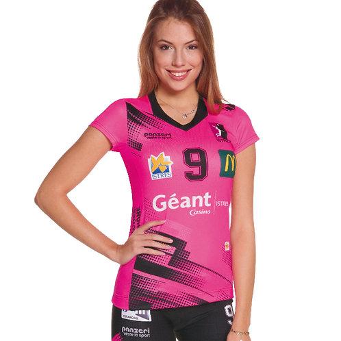 Maglia volley femminile con maniche