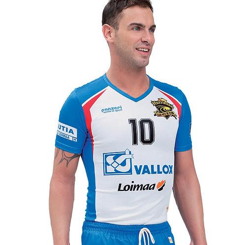Maglia volley maschile con maniche