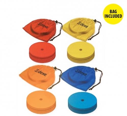Delimitatori set 10 pezzi con borsa