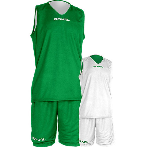 Completo donna basket Double Rida