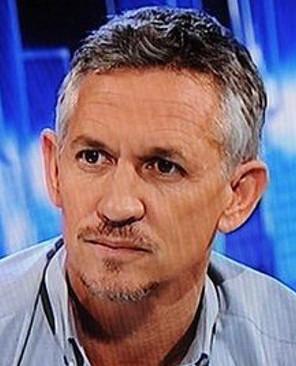 Gary Lineker OBE