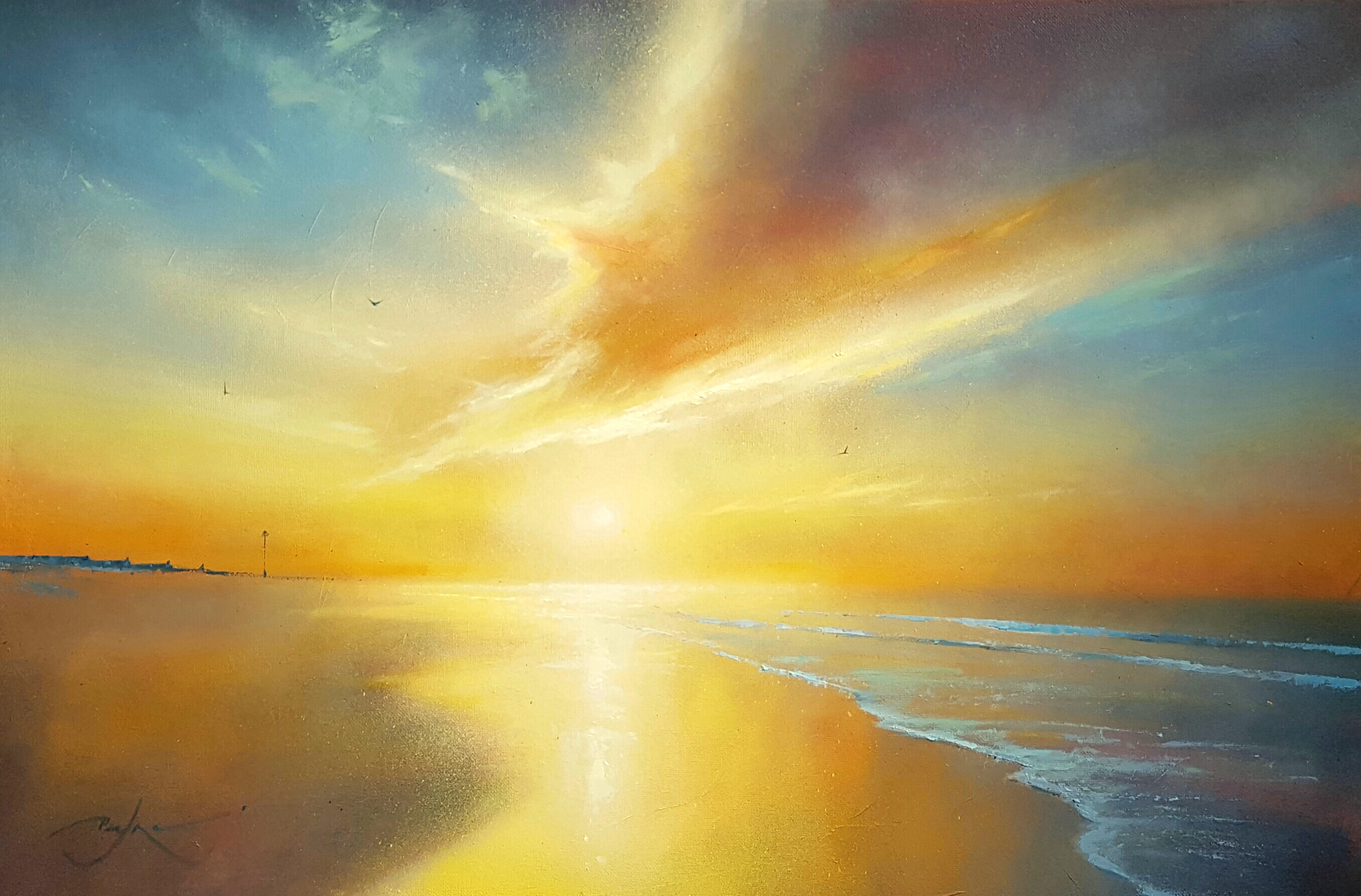 'Along the Coast'