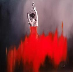 'Red Gesture'