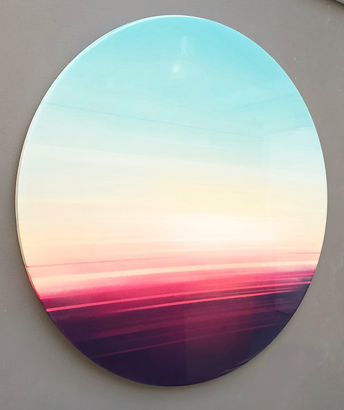 "Distant Dawn (24"" diameter)"