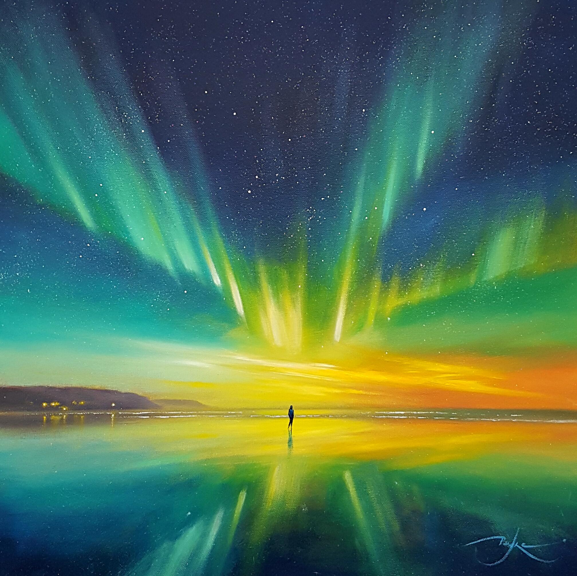 'Aurora Dreams'