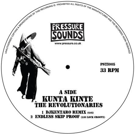 Kunta Kinte Remix - DJ Kentaro