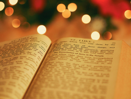 Ten Commandments for a Less Stressful Christmas