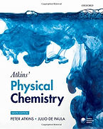 Physical Chemistry by P.W Atkins