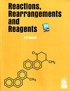 Reactions, Rearrangements and Reagents by Sanyal