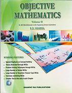 Objective Mathematics   – R.D Sharma Vol 2