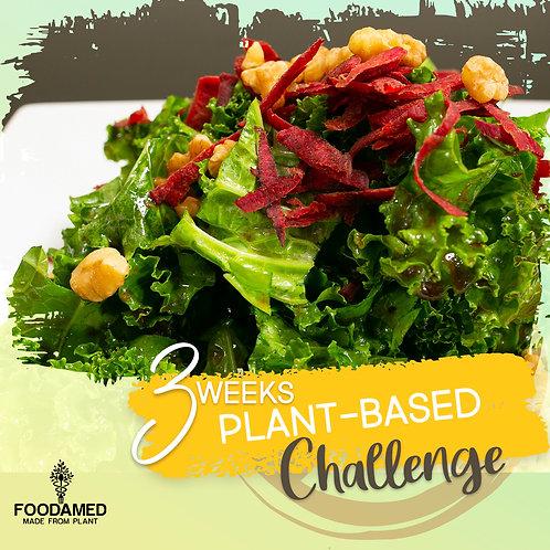 New 3 Weeks Plant Based Challenge